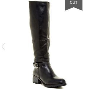 Rampage Imelda Knee High Riding Boots